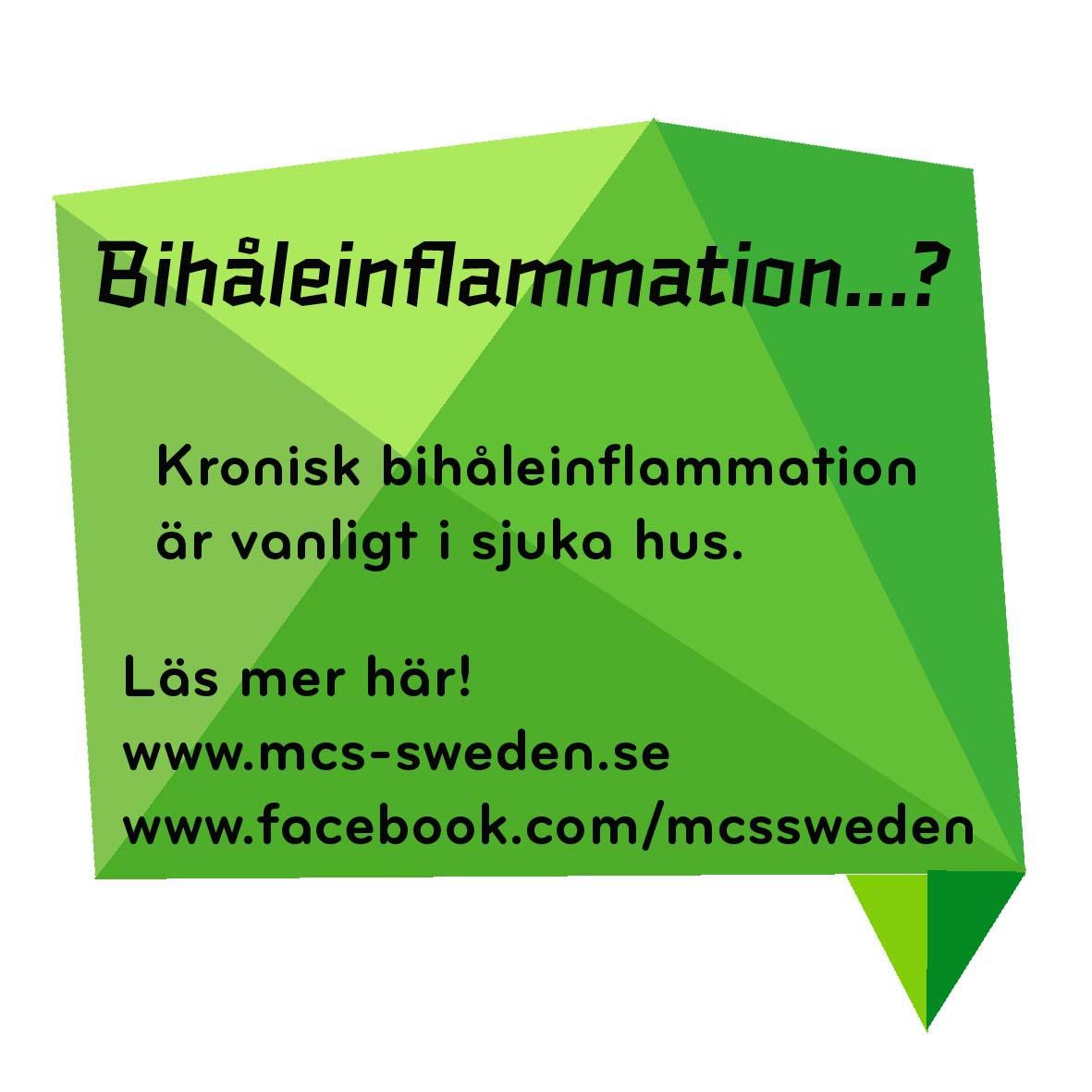 Bihåleinflammation